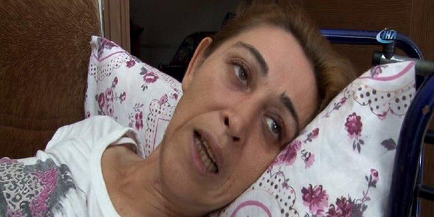 Adana'da hastalıkların pençesindeki aile evsiz kalacak!