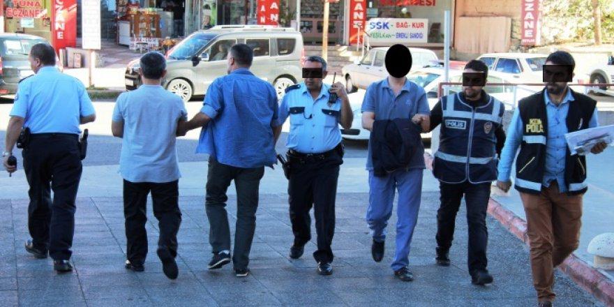 Kahramanmaraş'ta FETÖ/PDY'den 5 kişi daha tutuklandı