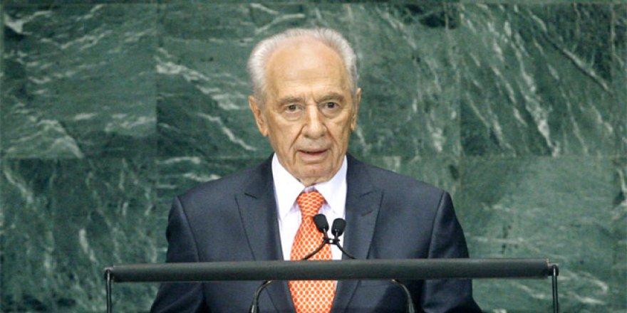 İsrail Eski Başbakanı Şimon Peres Öldü