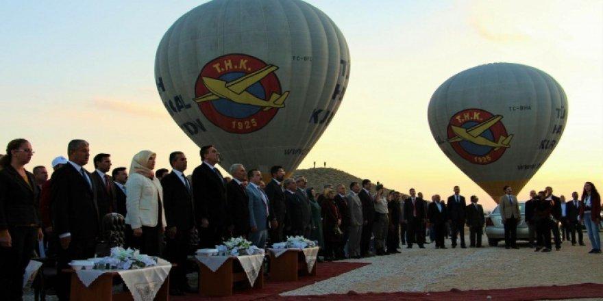 Burası Kapadokya değil! Ankara, Polatlı