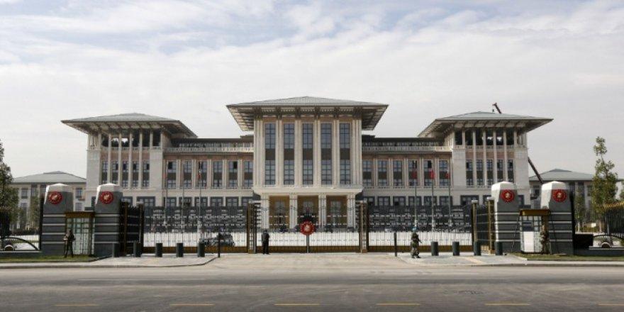 Milli Güvenlik Kurulu (MGK) Beştepe'de toplandı