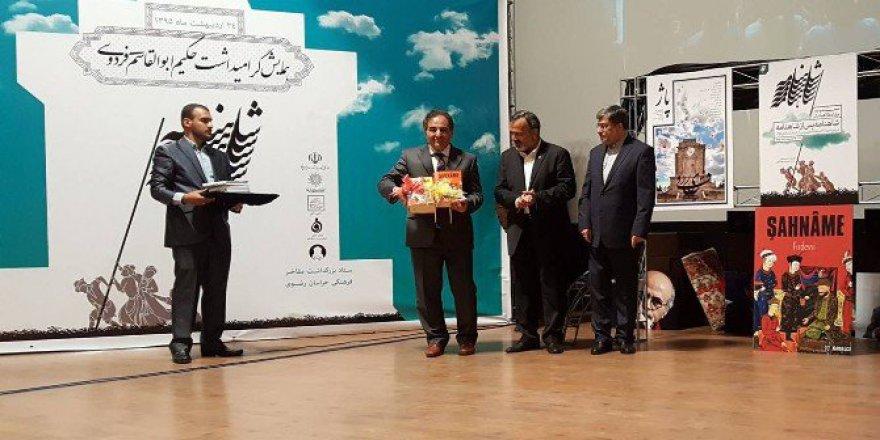 Atatürk Üniversitesi Öğretim Üyesi Prof. Dr. Nimet Yıldırım, İran'dan Ödüllü