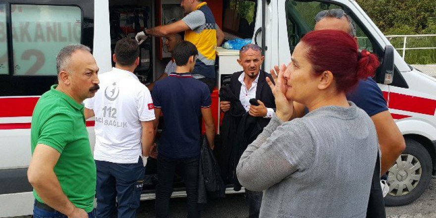 Zonguldak'ta aynı motosiklete binen 3 lise öğrencisinin hazin sonu