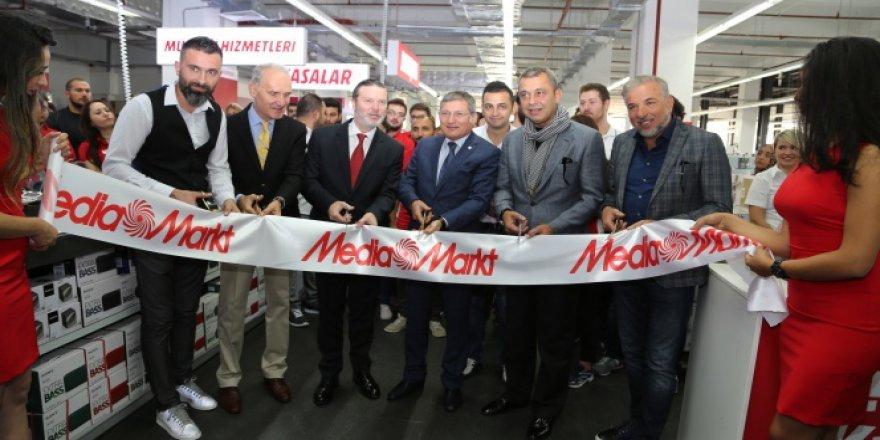 Media Markt yeni mağazasını Viaport Asia'da açtı