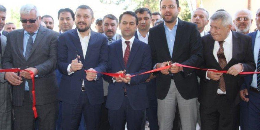 Nevşehir, Derinkuyu Entegre Hastanesi Hizmete Açıldı