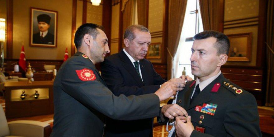 Erdoğan, yaverini 'çakı'yla sınadı