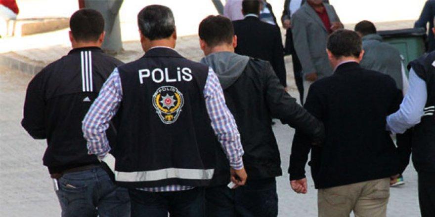 İstanbul merkezli 23 ilde FETÖ operasyonu:87 şüpheli,  68 gözaltı