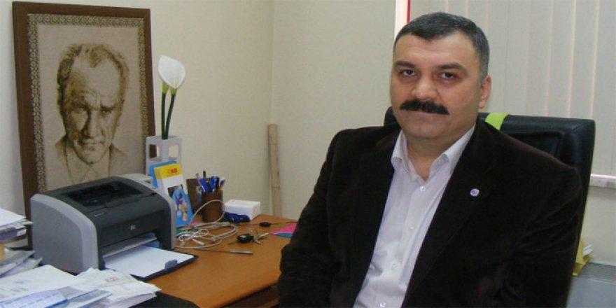 CHP'li eski milletvekili aday adayı Haluk Savaş FETÖ'den tutuklandı