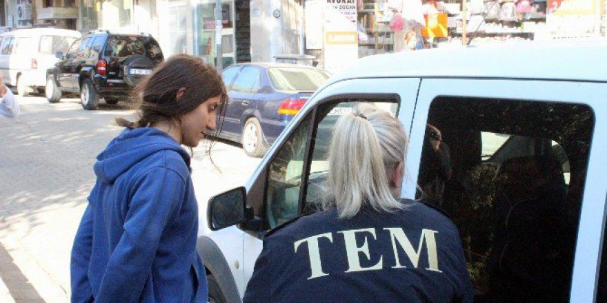 Tekirdağ'da DHKP-C Üyesi Bir Kadın Tutuklandı