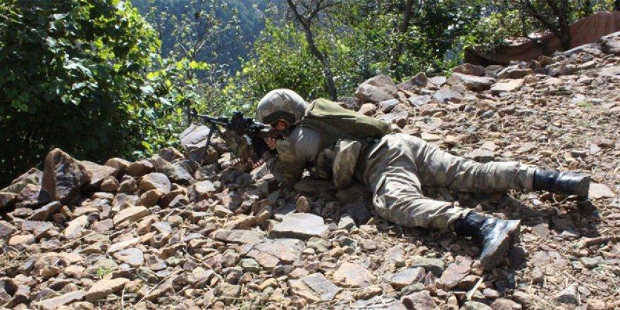 Giresun'da PKK'ya yönelik operasyon!