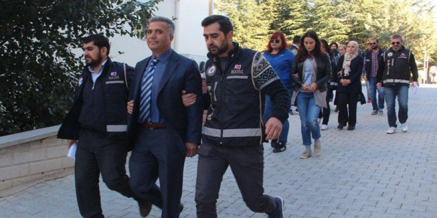 DBP'li Başkan Kocaman ile 13 şüpheli adliyeye sevk edildi