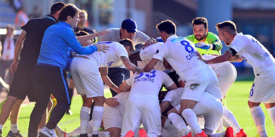 Kasımpaşa 3 - 1 Kayserispor