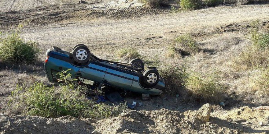 Kütahya, Tavşanlı'da Trafik Kazası: 1 Ölü, 1 Yaralı