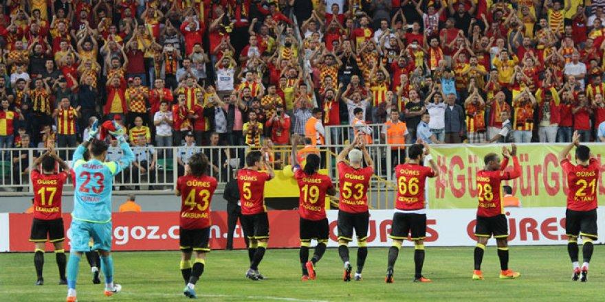 Göztepe 1 - 1 Elazığspor