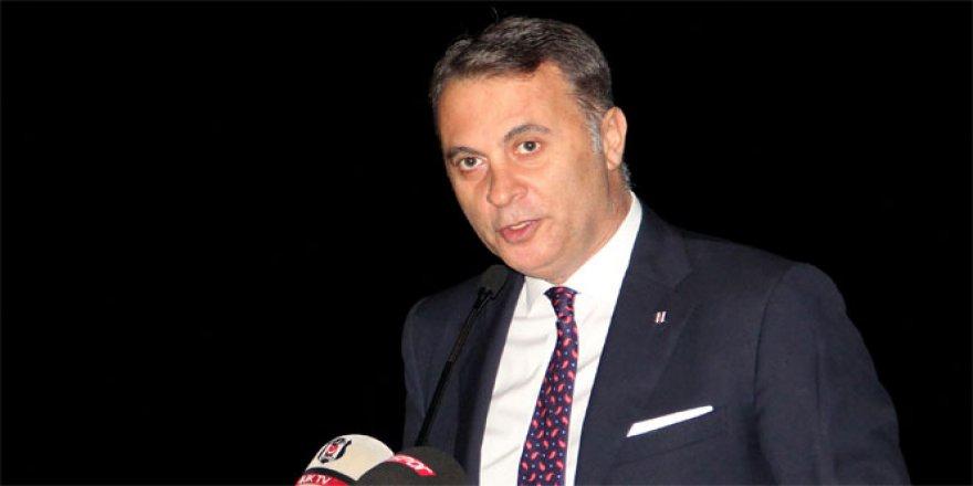 Beşiktaş Kulübü Başkanı Fikret Orman'dan çarpıcı 'paralel yapı' açıklaması