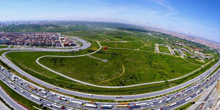 Metris Kışlası'ndan 15 Temmuz Şehitler Parkı doğuyor
