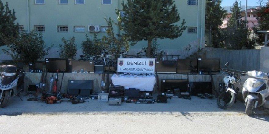 Denizli'de Huzur Operasyonu: 5 Tutuklu