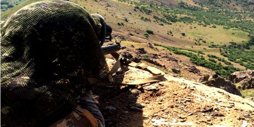 Kağızman'da PKK'lı teröristler köşeye sıkıştırıldı