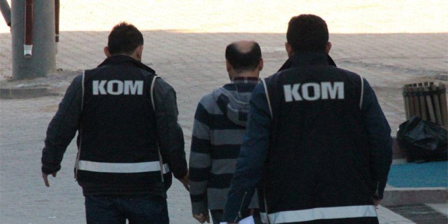 Elazığ'da Bylock'cu polislere operasyon: 15 gözaltı