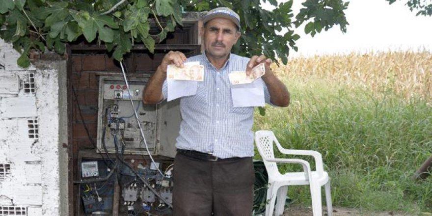 İzmir Torbalı'da Tahsin Yaman'ı çileden çıkaran hırsız!
