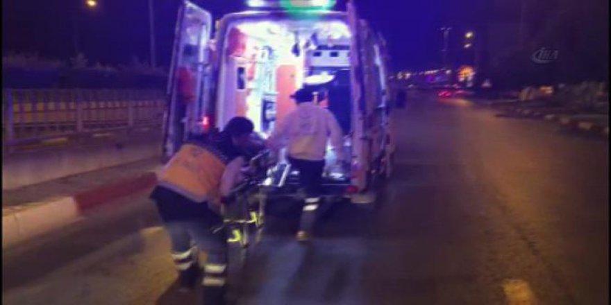 Antalya'da korkutan kaza! 3 yaralı