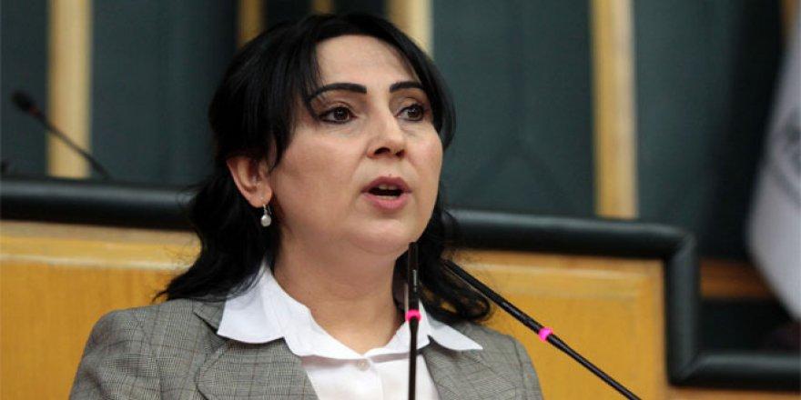 Eş Başkan Figen Yüksekdağ'a şok!