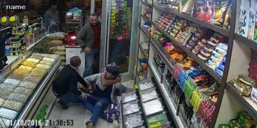 Tekirdağ'da ATM hırsızı böyle yakalandı!
