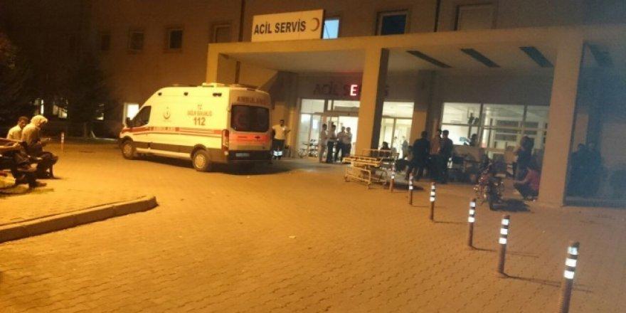 Şanlıurfa, Viranşehir'de teröristler karakola saldırdı: 1 asker yaralı