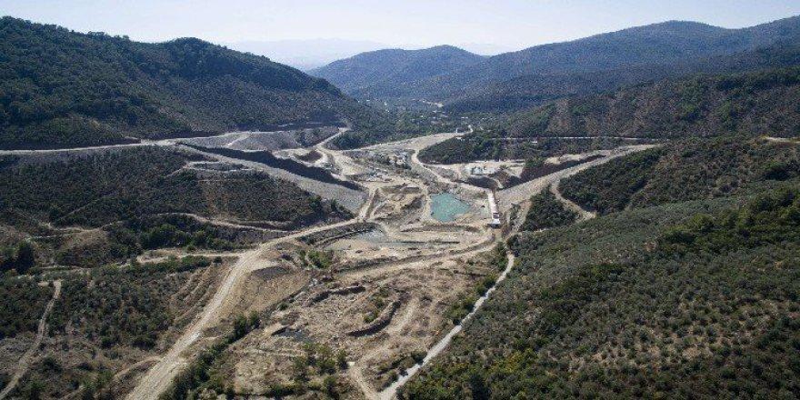 DSİ Tarafından İzmir'e 3 Milyar 170 Milyon 789 Bin 950 Tl'lik Yatırım