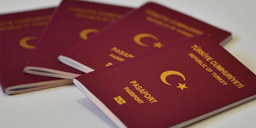Türk pasaportunun dünyada kaçıncı sırada olduğu açıklandı