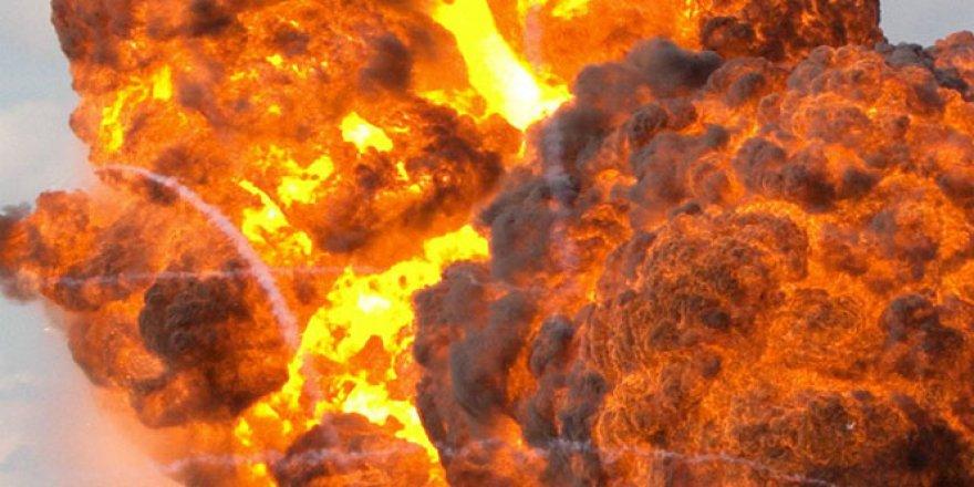 Kabil'de korkunç patlama: 4 yaralı