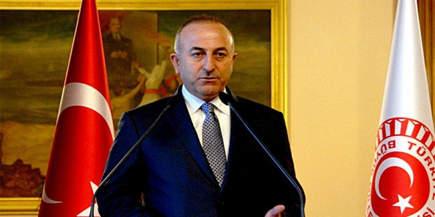 Mevlüt Çavuşoğlu: 'Irak Meclisi'nin yaptığı açıklamayı iyi niyetli bulmuyoruz'