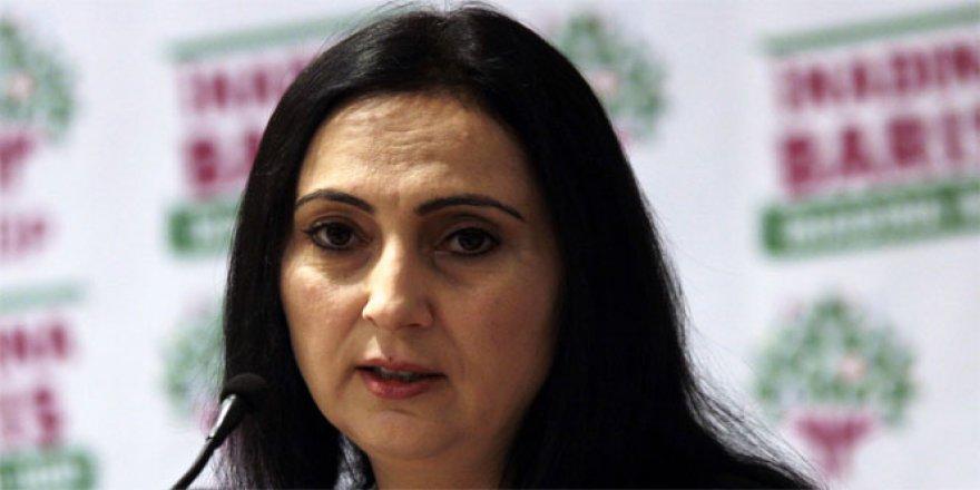 HDP'li Figen Yüksekdağ'ın mahkemeye zorla getirilmesine karar verildi