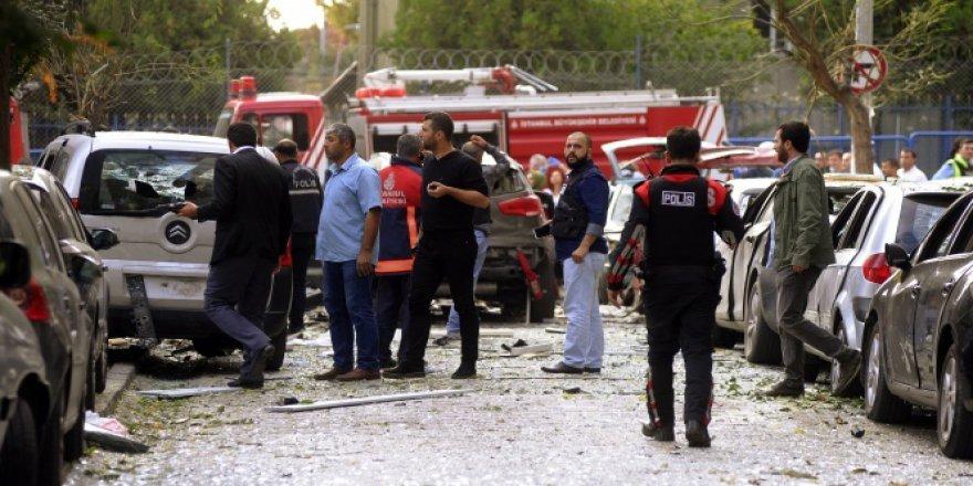 İstanbul'daki patlama sonrası incelemeler sürüyor