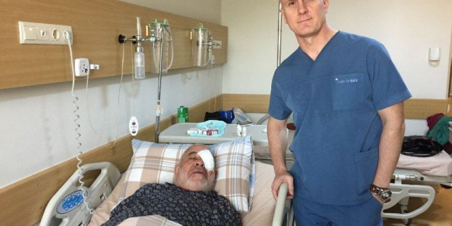 Vitrektomi Ameliyatıyla Aydınlığa Kavuştu