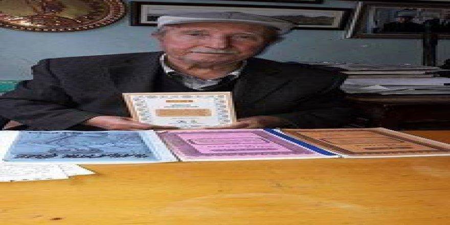 85 Yaşındaki Atmaca,  10'uncu Kitabını Çıkardı