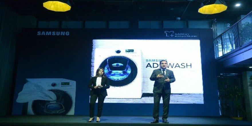 Samsung AddWash akıllı kapak çamaşır makinesi Türkiye'de