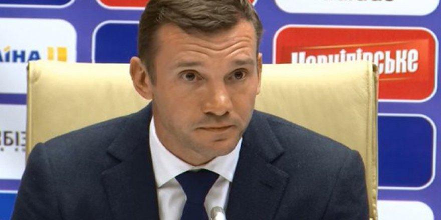 """Andriy Shevchenko: """"İkinci Yarı Yorulduk Ve Karşı Koyamadık"""""""