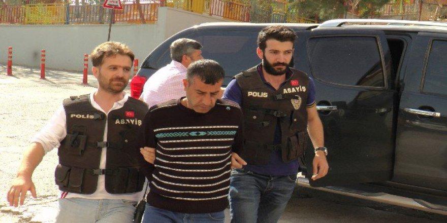 Şanlıurfa'da Cezaevinden İzinli Çıkarak Karısını Öldüren Zanlı Yakalandı