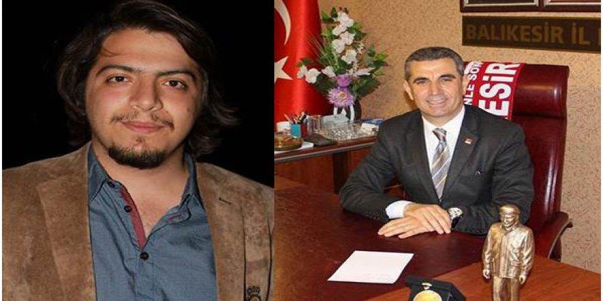 CHP Balıkesir'de Gökhan Karcı'nın istifası şok etkisi yarattı
