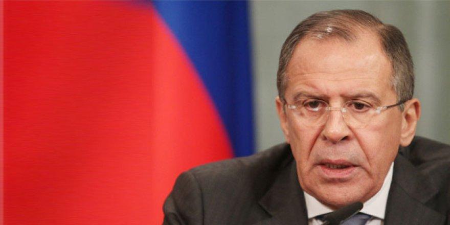 Sergey Lavrov ve Steinmeier Suriye'yi görüştü