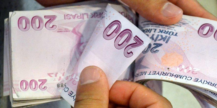 Hazine 16 milyar lira açık verdi