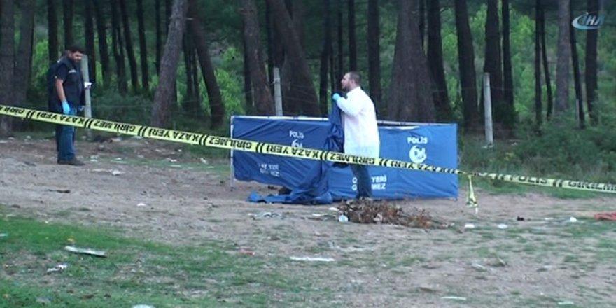 Aydos Ormanları'nda Kanlı Kavga: 1 ölü