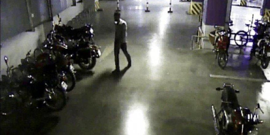 Gaziantep'te Motosiklet Hırsızı Suçüstü Yakalandı