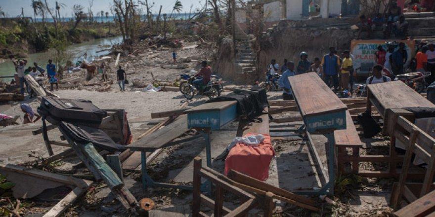 Haiti'de ölü sayısı korkunç! 877 oldu