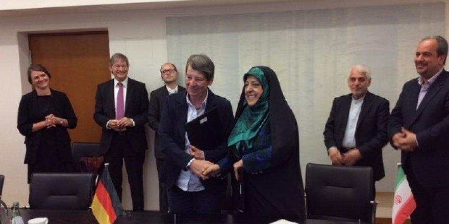 İran'ı Karıştıran Görüntü