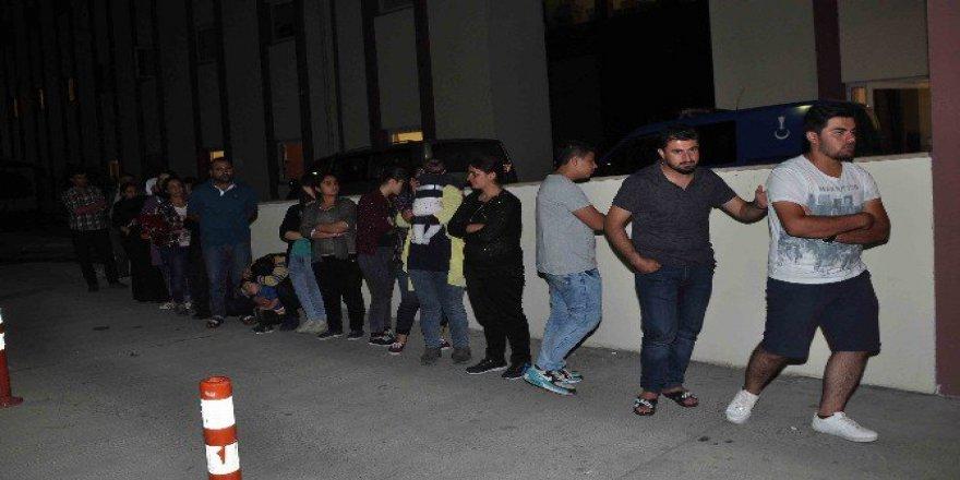 Iraklı 31 Göçmeni Almanya Diye Side'ye Bıraktılar!