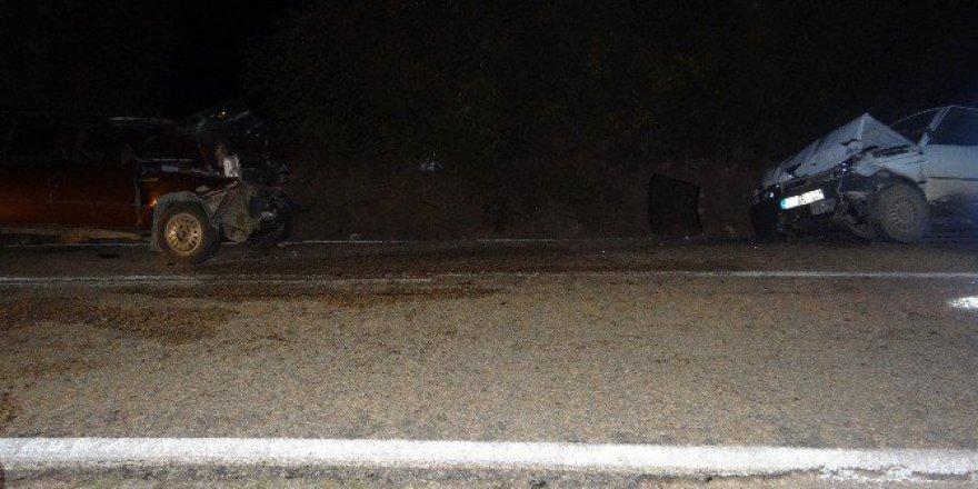 Bilecik'te Korkunç Trafik Kazası: 6 Yaralı