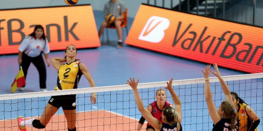 Vakıfbank 3-1 Pomi Casalmaggiore