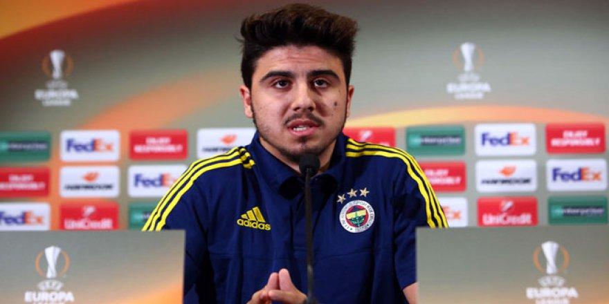 Fenerbahçe'de Ozan Tufan şoku yaşanıyor..